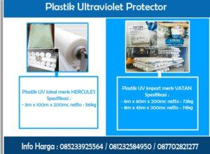 Plastik uv lokal dan import
