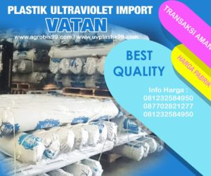 Plastik uv import