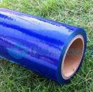 plastik uv biru